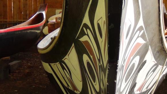 Haida Gwaii canoes72